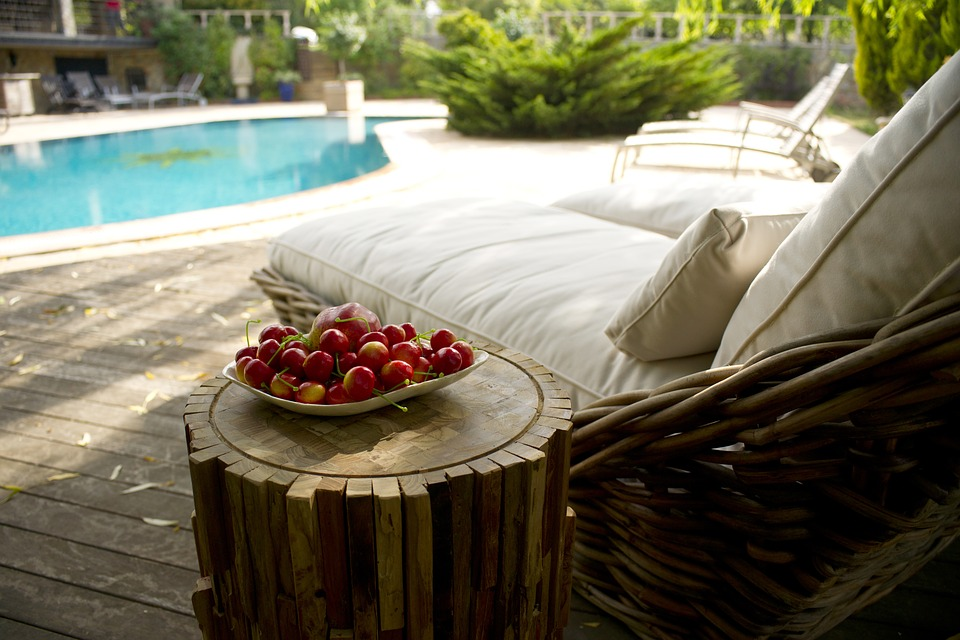 Eight Ways to Improve Your Pool Area
