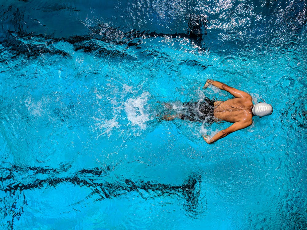 How A Pool Can Be A Health Benefit